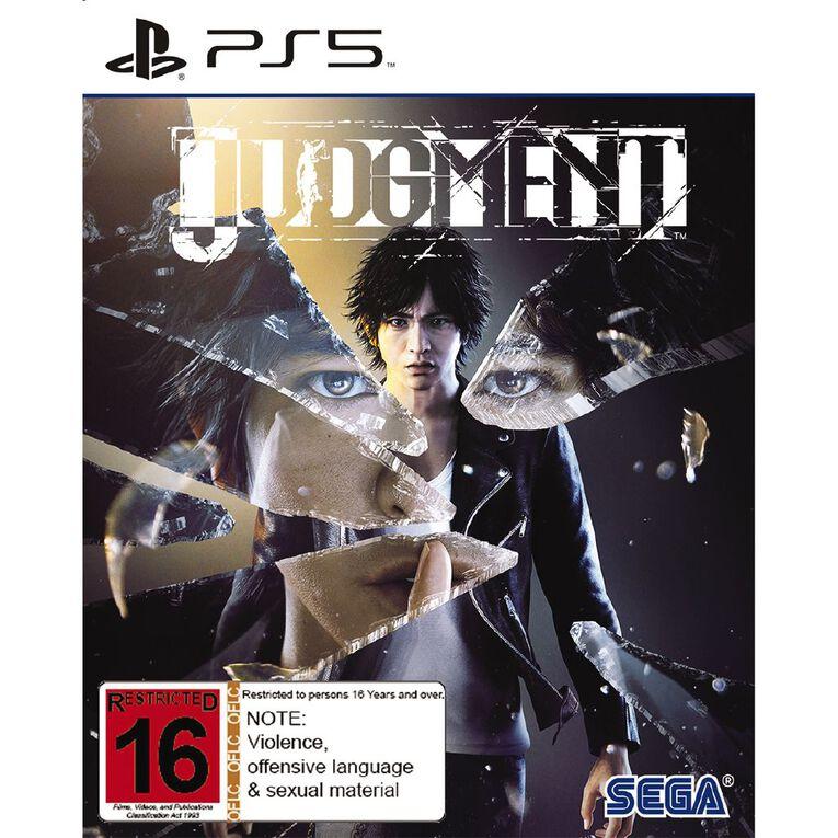 PS5 Judgment, , hi-res
