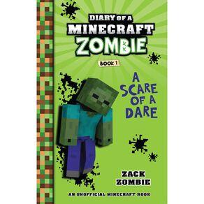 Minecraft Zombie #1 Scare of a Dare by Zack Zombie
