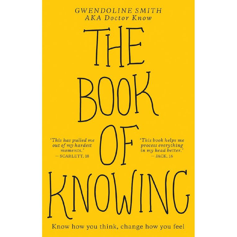 The Book of Knowing by Gwendoline Smith, , hi-res