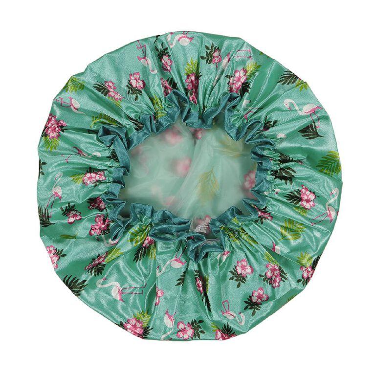 Colour Co. Shower Cap Floral Design, , hi-res