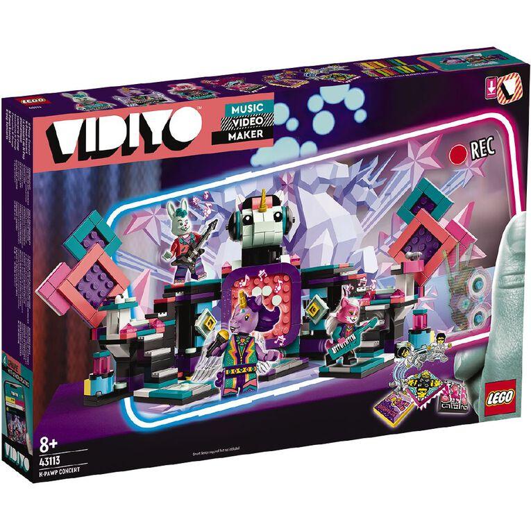 LEGO VIDIYO Harlem-Stage-2021 43113, , hi-res