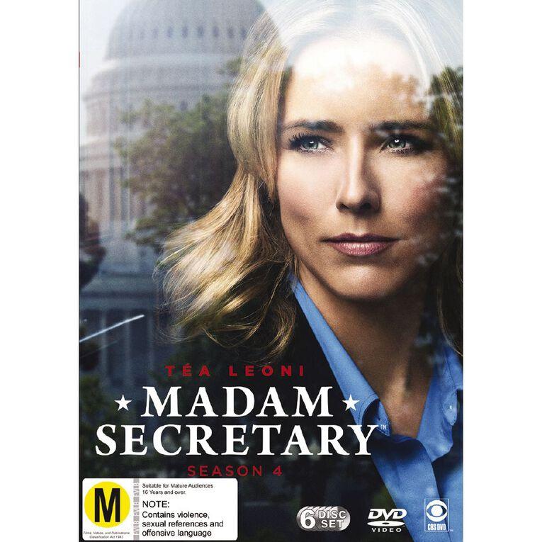 Madam Secretary Season 4 DVD 3Disc, , hi-res