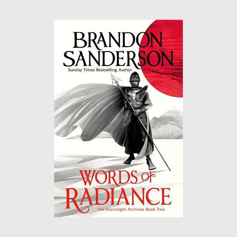 Words of Radiance Part One by Brandon Sanderson, , hi-res