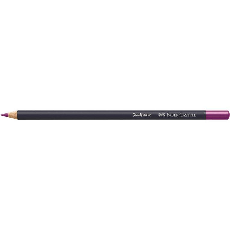 Faber-Castell Colour Pencil Goldfaber Col134 - Crimson, , hi-res