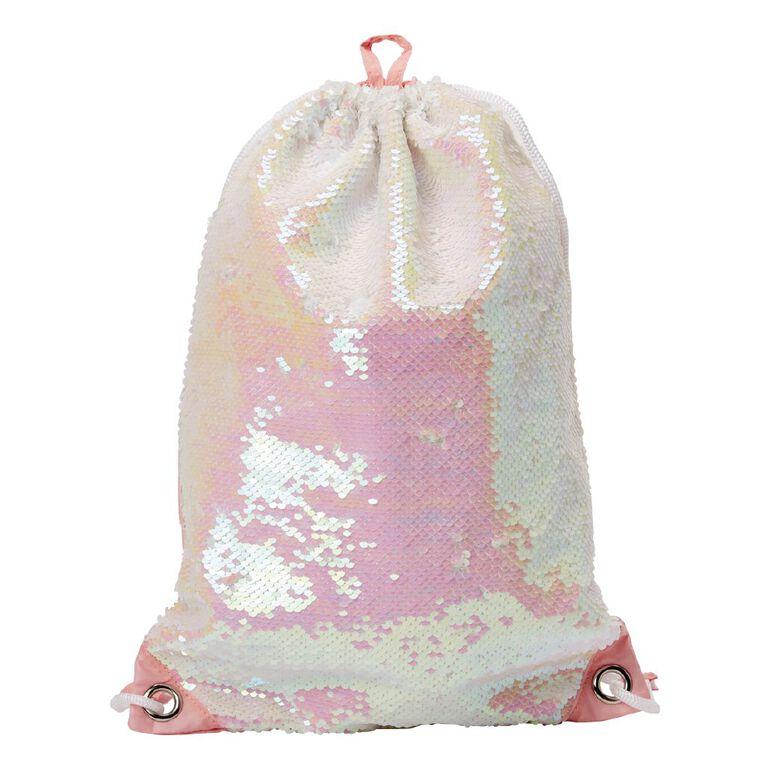Young Original Kids' Sequin Bag, Silver, hi-res