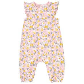 Young Original Baby Frill Romper
