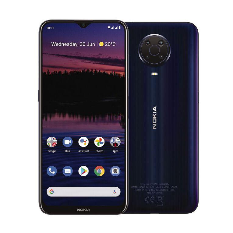 Spark Nokia G20 64GB 4G Blue, , hi-res