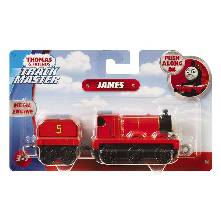 Fisher-Price Thomas & Friends Push Along Engine Assorted Large, , hi-res