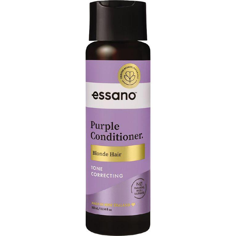 Essano Purple Conditioner 300ml, , hi-res