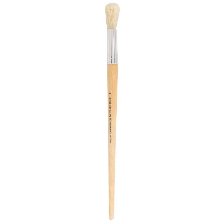 DAS Brush Hog Bristle Round #12, , hi-res