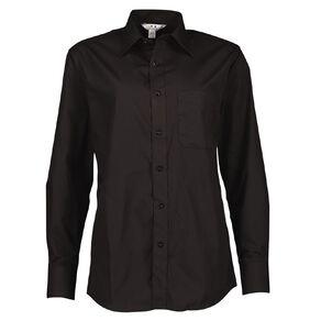 Schooltex Long Sleeve Poplin Shirt