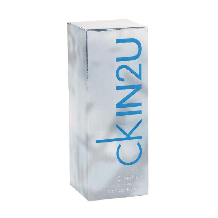 Calvin Klein IN2U Him EDT 100ml, , hi-res