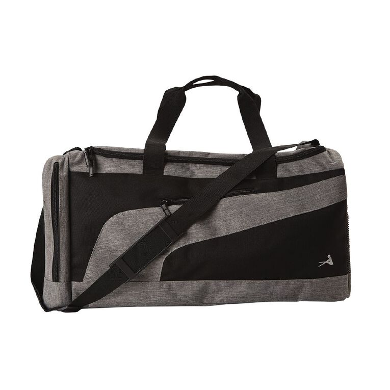 Active Intent Sports Bag, Charcoal/Marle, hi-res image number null