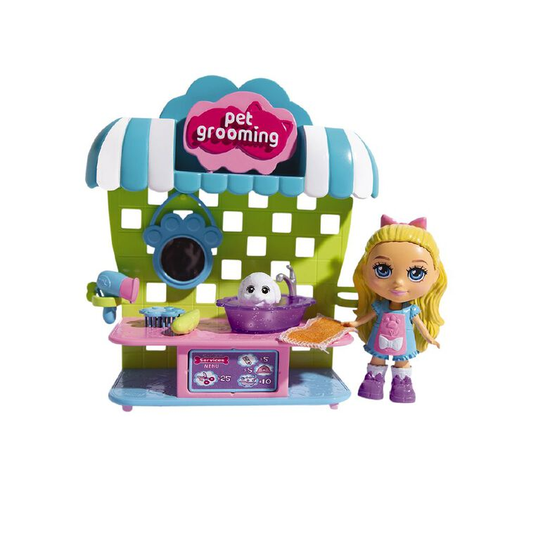 Love Diana Pop Up Pet Grooming or Candy Cart 2-in-1 Playset, , hi-res