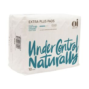 Oi Adult Care Extra Pads 10 Pack