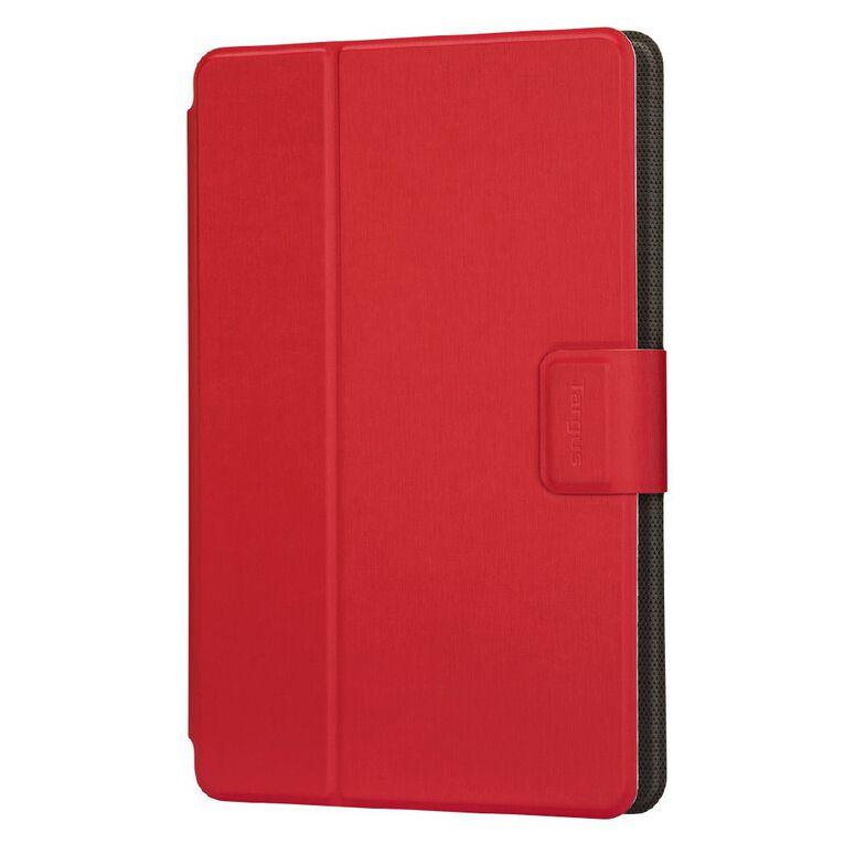 Targus SafeFit 7-8.5 Inch Rotating Case Red, , hi-res