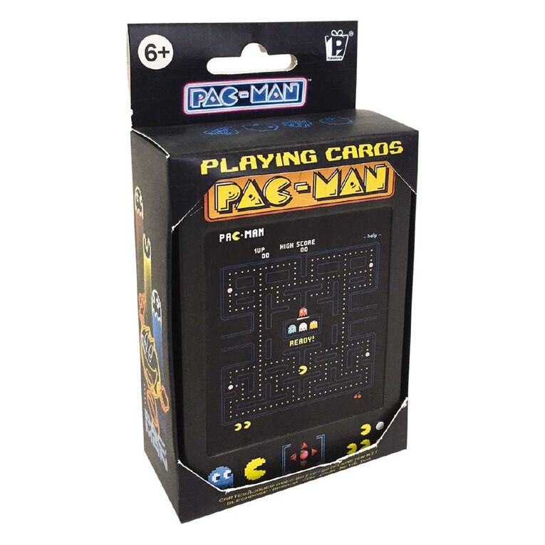 Paladone Pac Man Playing Cards, , hi-res