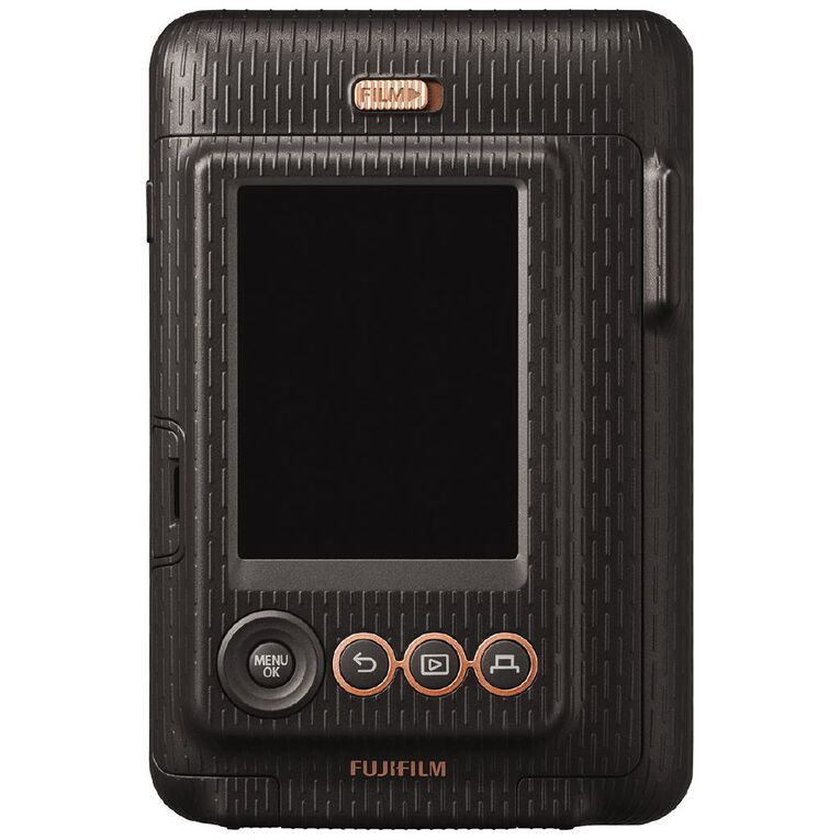Fujifilm Instax Mini LiPlay Elegant Black, , hi-res