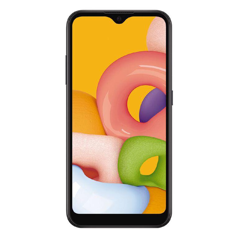 Samsung Galaxy A01 Black, , hi-res
