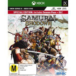 Xbox Series X Samurai Shodown Enhanced