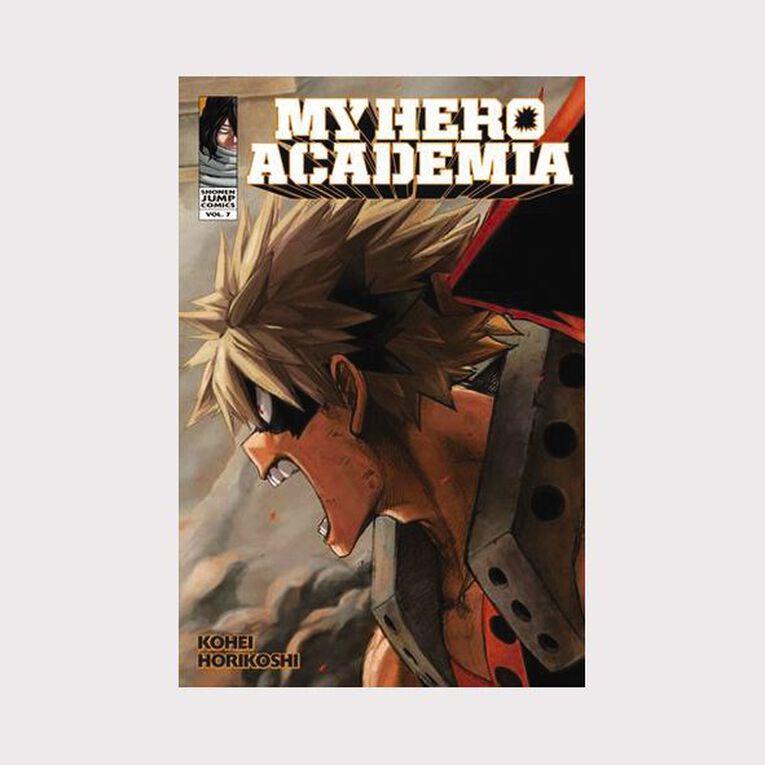 My Hero Academia Vol #7 by Kohei Horikoshi, , hi-res