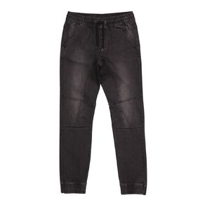 Young Original Boys' Panel Knee Jeans