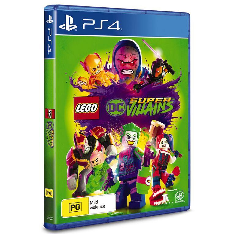 PS4 LEGO DC Supervillains, , hi-res