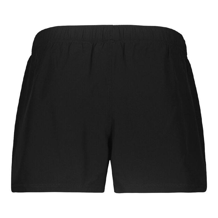 Active Intent Women's 2-in-1 Shorts, Black, hi-res