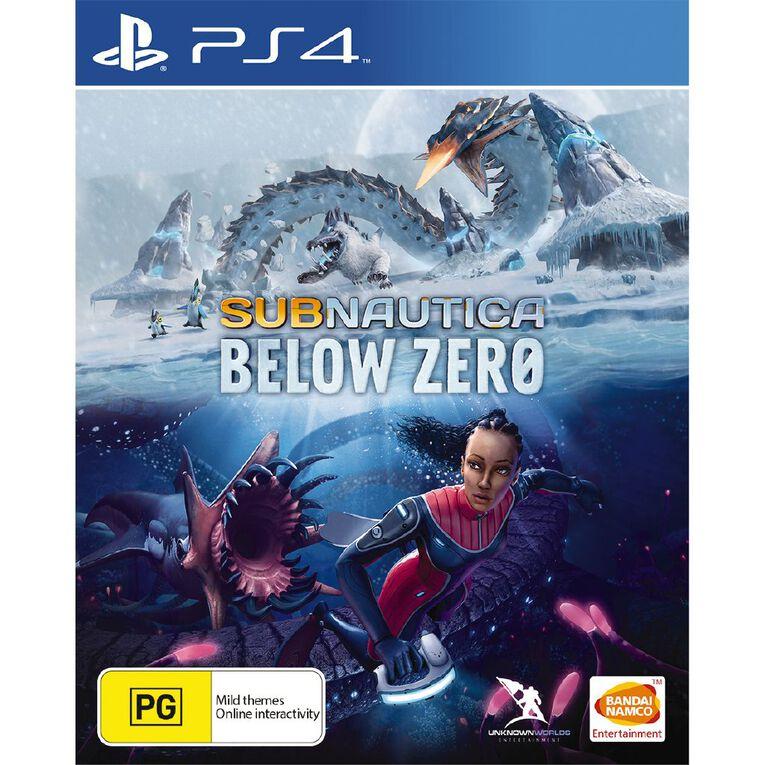 PS4 Subnautica Below Zero, , hi-res