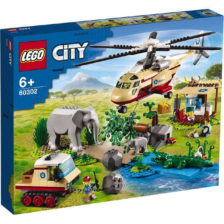 LEGO CITY Wildlife Rescue Operation 60302, , hi-res