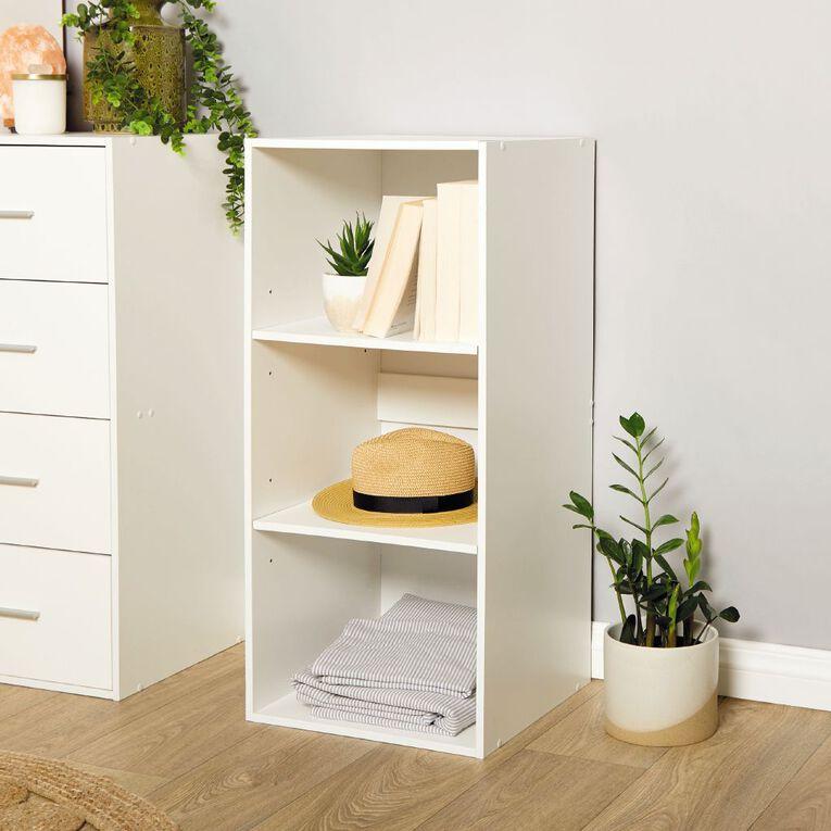Living & Co Wardrobe Shelf 3 Tier, , hi-res