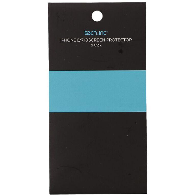 Tech.Inc iPhone 6/6s/7 Screen Protector 3 Pack, , hi-res