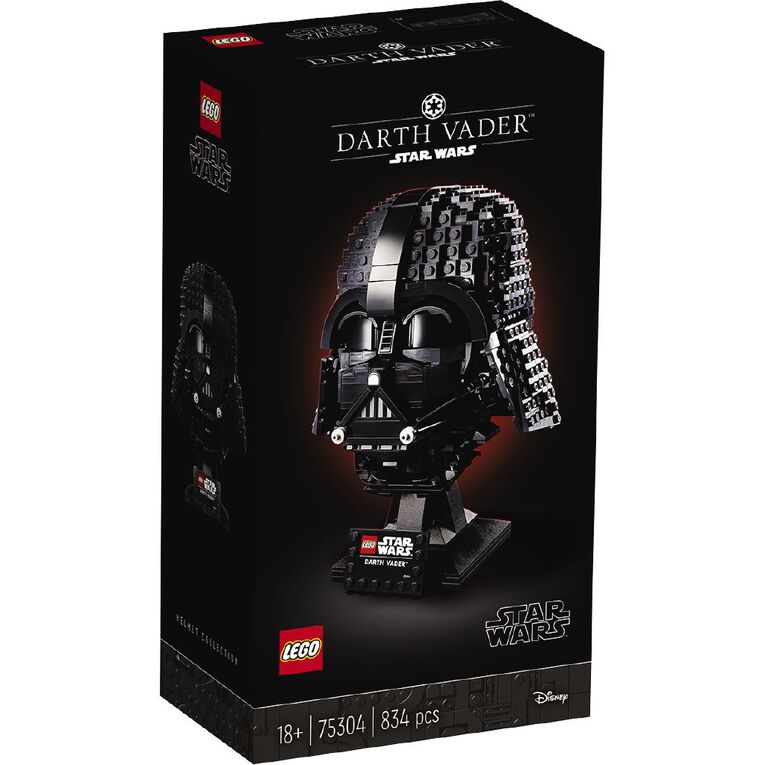 LEGO Star Wars Darth Vader Helmet75304, , hi-res