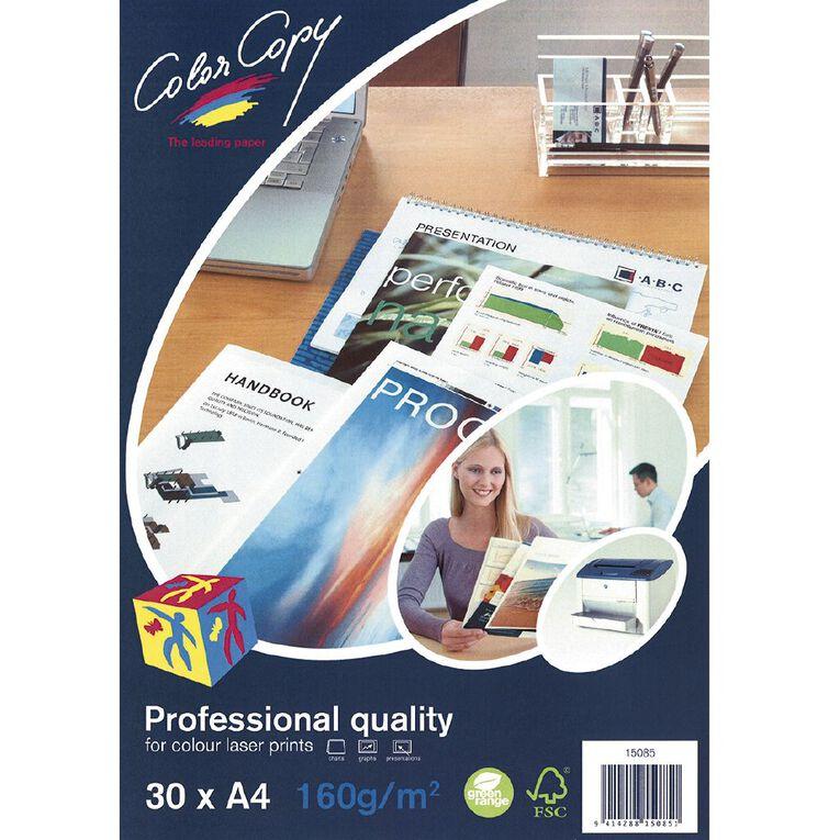 Color Copy Digital Laser 160gsm 30 Pack, , hi-res