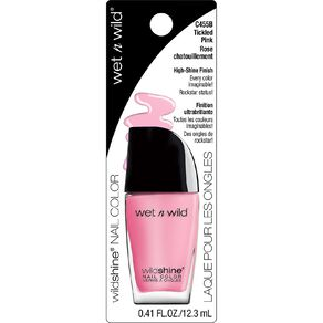 Wet n Wild Wild Shine Nail Color Tickled Pink