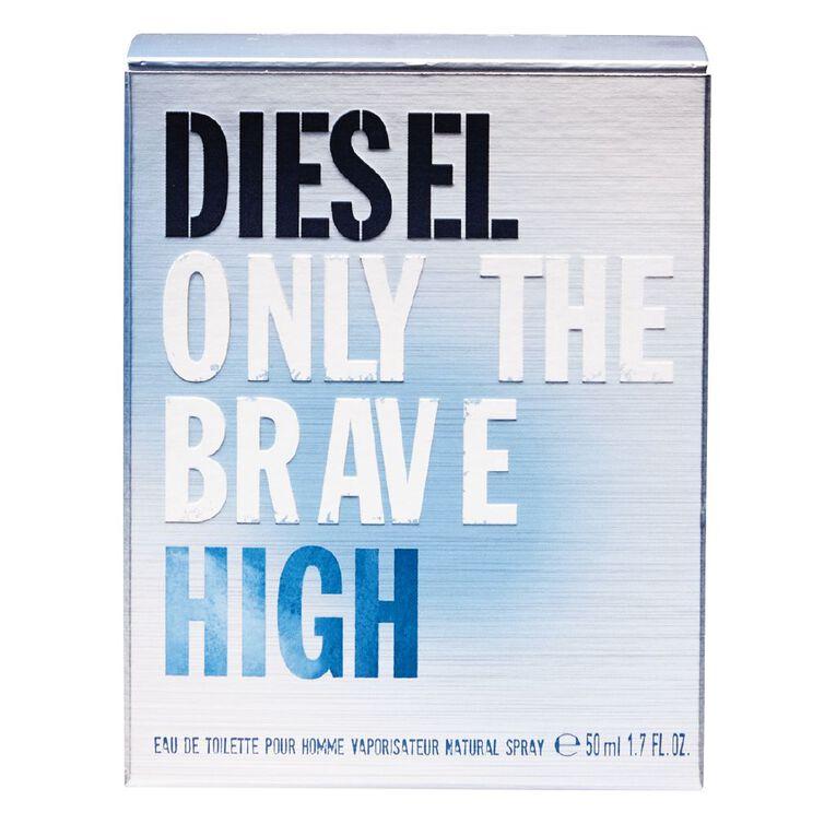 Diesel Only The Brave High EDT 50ml, , hi-res