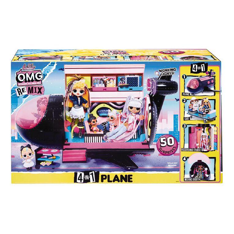 LOL Surprise OMG Remix Plane Assorted, , hi-res