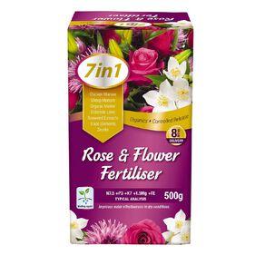 Daltons 7-in-1 Flower & Rose Fertiliser 500g