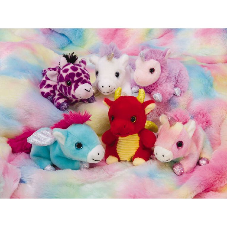 Russ Petooties 4 Inch Fantasy Mini Plush Wave 3 Assorted, , hi-res image number null