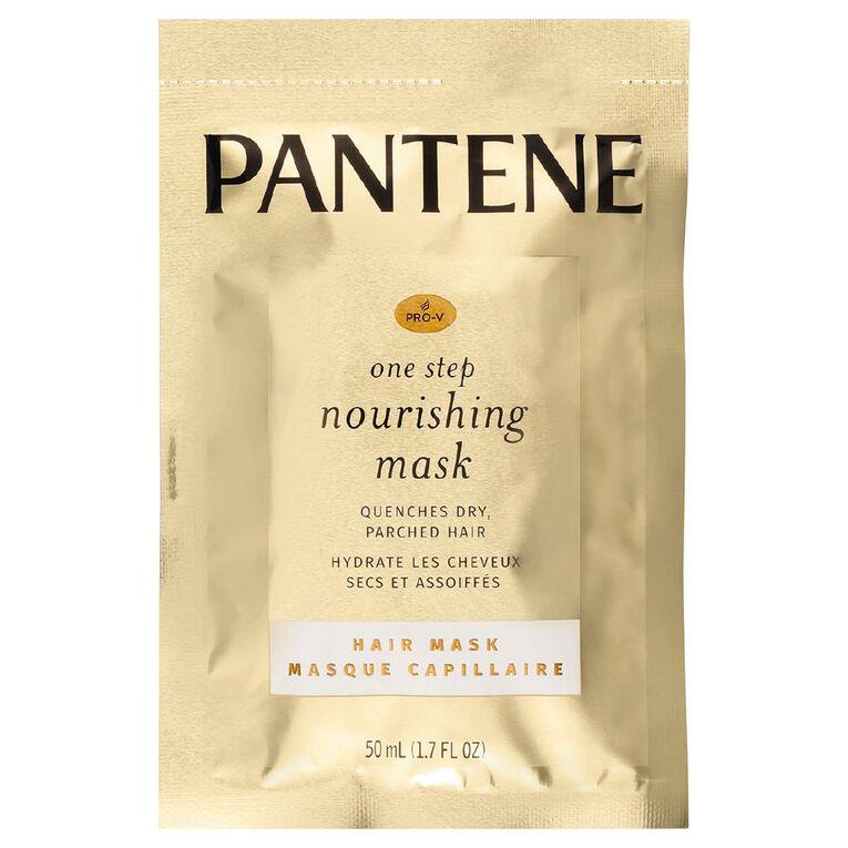 Pantene Nourshing Mask Sachet 50ml, , hi-res