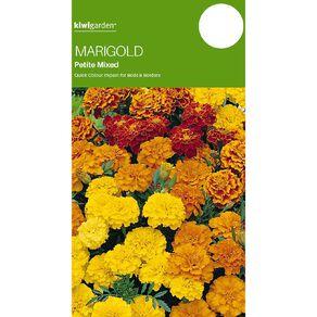 Kiwi Garden Marigold Petite Mix