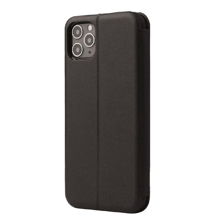 In Touch iPhone 12 Pro /12 Max Milano Wallet Case Black, , hi-res