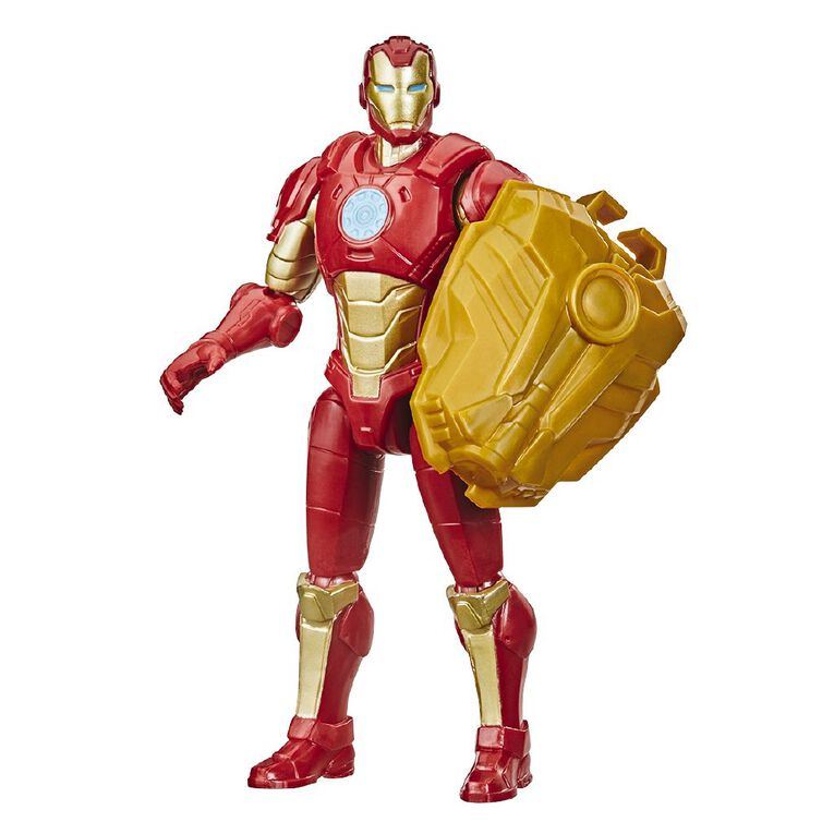 Marvel Avengers Mech Strike 6 Inch Figure Assorted, , hi-res