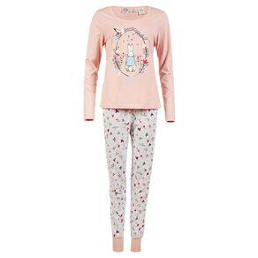 Peter Rabbit Women's Long Sleeves Pyjama Set