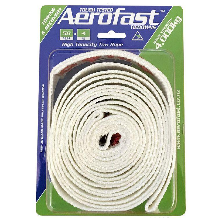 Aerofast Tow Rope 50mm x 4m, , hi-res