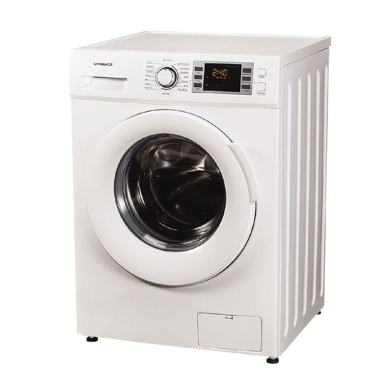 Living & Co Front Load Washing Machine 9 kg White, , hi-res image number null