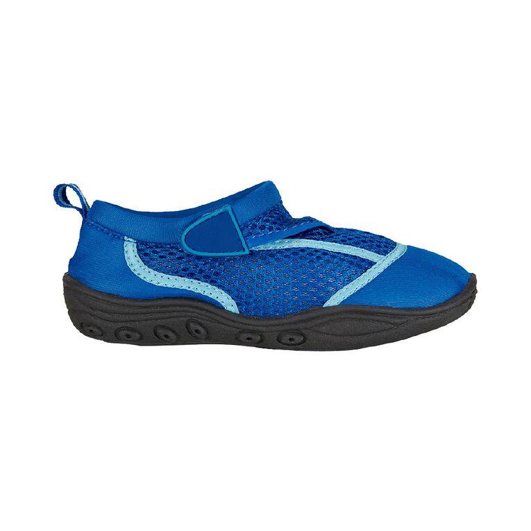 Active Intent Kids' Aqua Shoes, Blue, hi-res