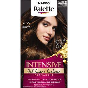 Napro Palette Choc Brown 3-65