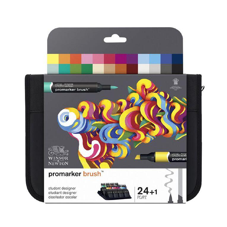 Winsor & Newton Promarker Brush Set 24, , hi-res