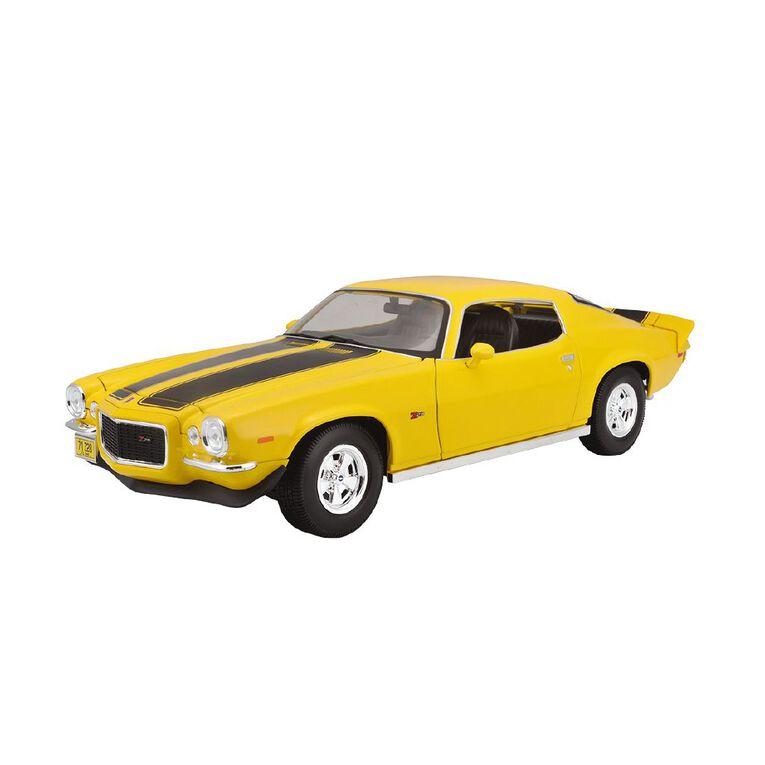 Maisto 1:18 Special Edition 1971 Chevrolet Camaro, , hi-res